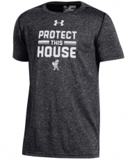"Youth – Under Armor ""Protect this House"" (Gray)"